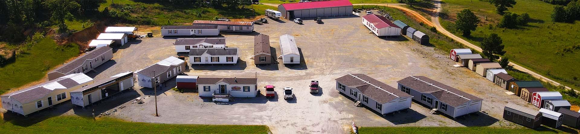 Von Allmen Mobile Homes, New Storage Sheds, Portable Buildings, Carports