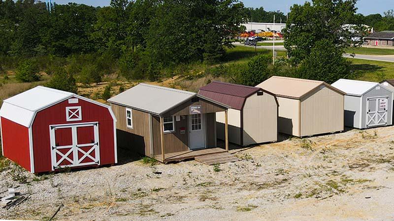 Von Allmen Mobile Homes Storage Sheds Portable Buildings